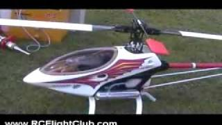 Thunder Tiger Raptor 50 v2 RC Helicopter