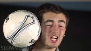 Трюки с мячом