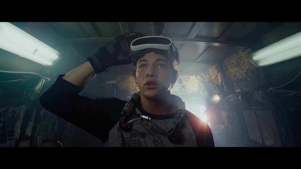READY PLAYER ONE (2018) Trailer | TrailersXe