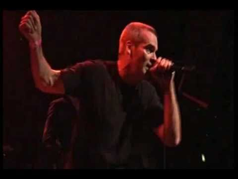 The Ruts with Henry Rollins - Babylon's Burning / Society live