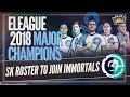 C9 ARE MAJOR CHAMPIONS! The 3 HUGE Problems We Have at Majors and SK Gaming Roster Leaving