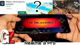 Gambar cover PPSS22 - New PS2 Emulator for Android ?