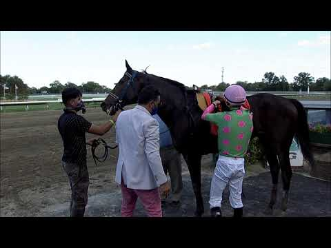 video thumbnail for MONMOUTH PARK 08-30-20 RACE 8