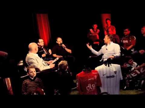 Emission Spéciale derby AS Nancy vs Fc Metz (0-1) sur Mirabelle TV