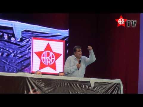 APRA TV! DISCURSO DEL PRESIDENTE ALAN GARCIA EN FRATERNIDAD CON EL PERU (21 -02 -2014)