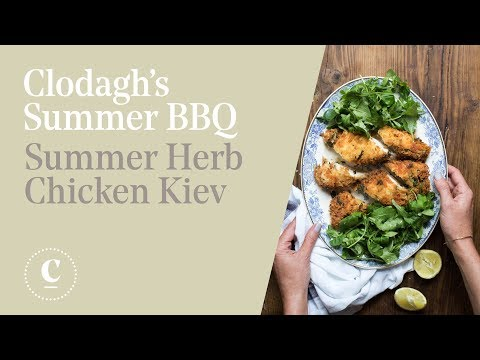 CLODAGH'S SUPPERS | Herby Chicken Kiev