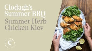 CLODAGH'S SUPPERS   Herby Chicken Kiev