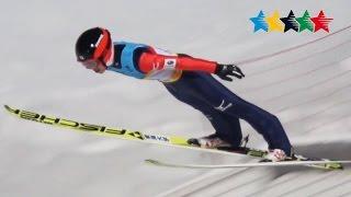 Ski Jumping Men's normal hill Individual - 28th Winter Universiade 2017, Almaty, Kazakhstan