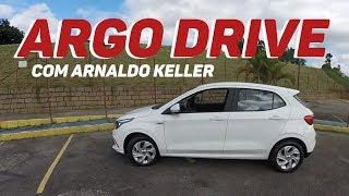 Fiat Argo Drive com caixa manual com Arnaldo Keller