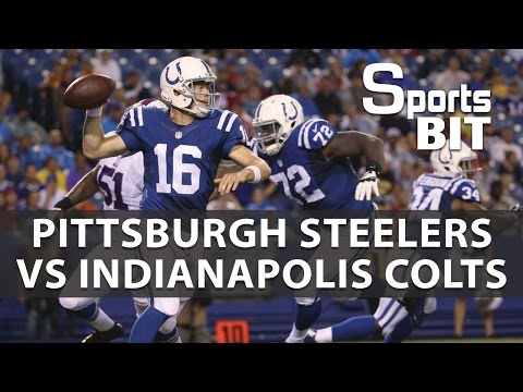 Steelers vs. Colts Thanksgiving TNF | Week 12 NFL Picks | Sports BIT