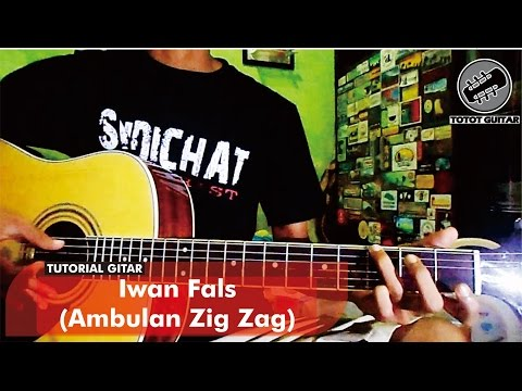 Tutorial Gitar | Iwan Fals - Ambulan Zig Zag