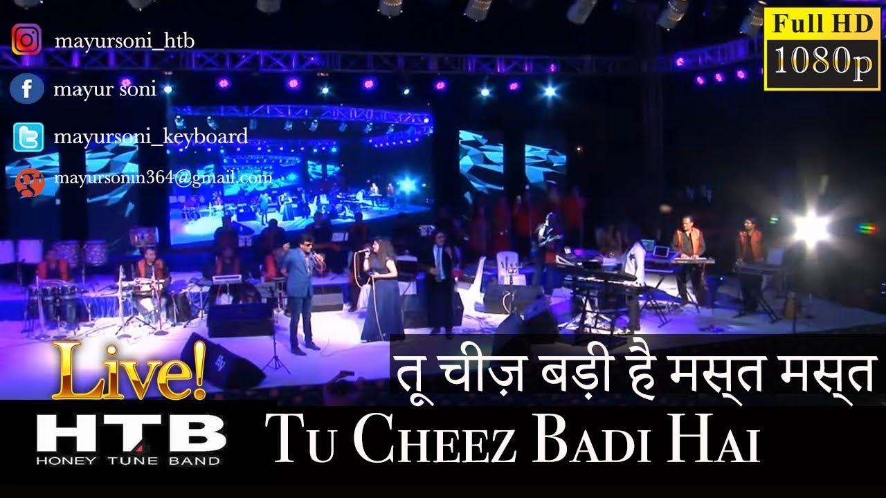 Download Tu Cheez Badi Hai Mast Mast | Mayur Soni | Mohra | Akshay Kumar & Raveena Tandon |