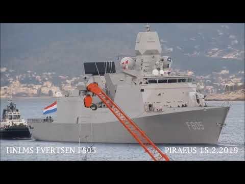HNLMS EVERTSEN F805