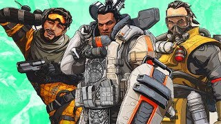 Apex Legends First Time Playing...