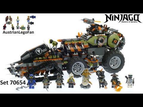 Zane aus dem Set 70654 LEGO® NINJAGO®