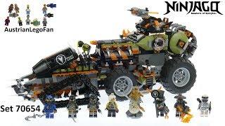- Lego Ninjago 70654 Dieselnaut Lego Speed Build Review