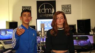 Aaron Martyn & Maisie Smith - Attention (Charlie Puth cover)