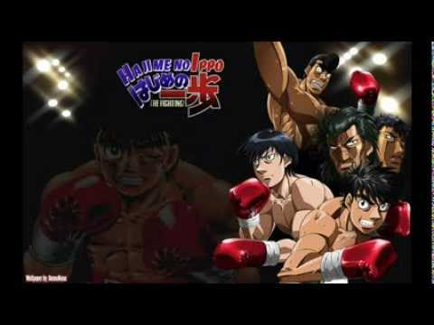 Hajime No Ippo OP 3 -Tumbling Dice -  Tsuneo Imahori (full version)
