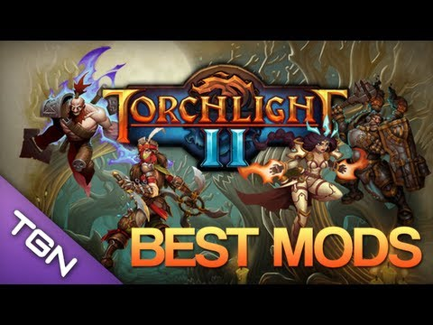 Mod Library : Best Torchlight Mods