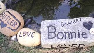Dachshund Memorial Stones