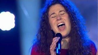 Gabriela Grossenbacher - Higher Ground - Blind Audition - The Voice of Switzerland 2013