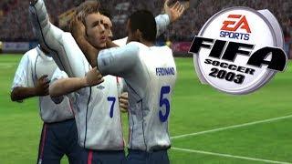 BEND IT LIKE BECKHAM! FIFA 2003!