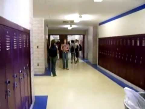 The Jefferson Township High School Hallway (1)