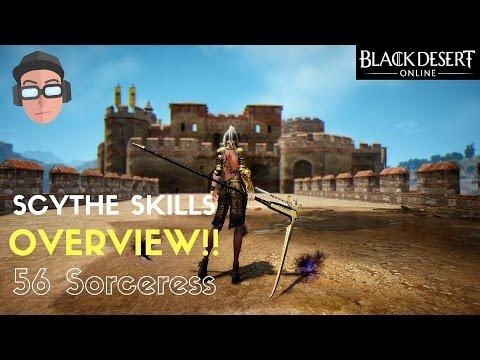 Black Desert Online Awakened Sorceress Build