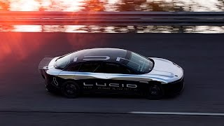 Lucid Air: First Stability Test at 217mph
