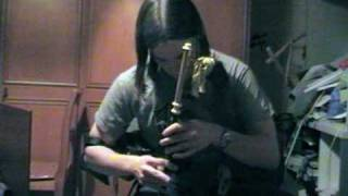 Titanic on Uilleann Pipes