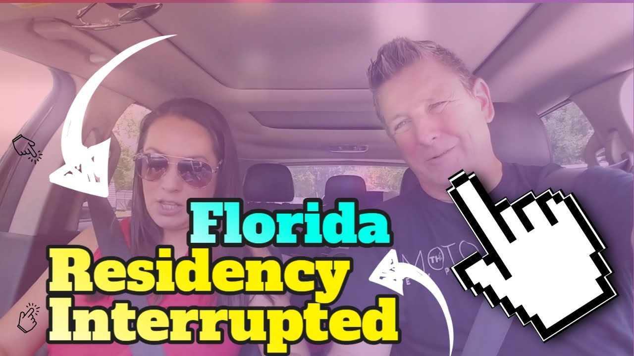 St Augustine Quick Look   Florida Residency Debacle   The Motorhome Experiment