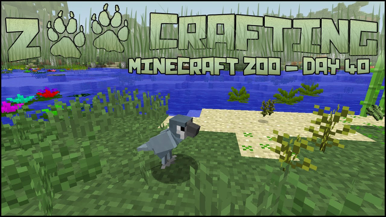 Zoo Crafting Discoveries Mod