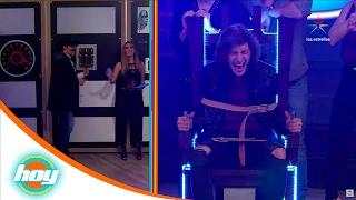 ¡Alfredo Gatica y Federico Ayos le suben la intensidad a La Silla Eléctrica! | Hoy
