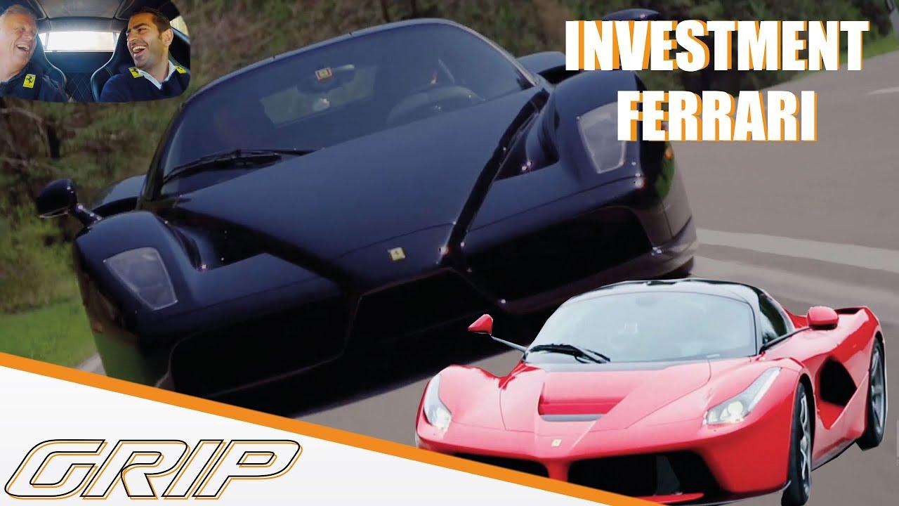 Hamid sucht Investment Ferrari I GRIP