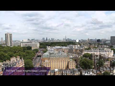 Discover London's majesty, timelapse view | The Park Tower Knightsbridge, London
