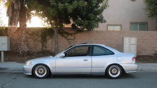 TRANSFORMING THIS CIVIC IN 6 HOURS!