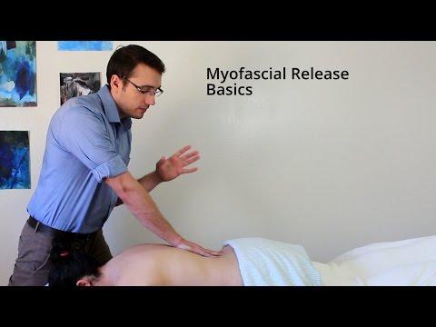 Massage Tutorial: Myofascial Release Basics (sloth-style)