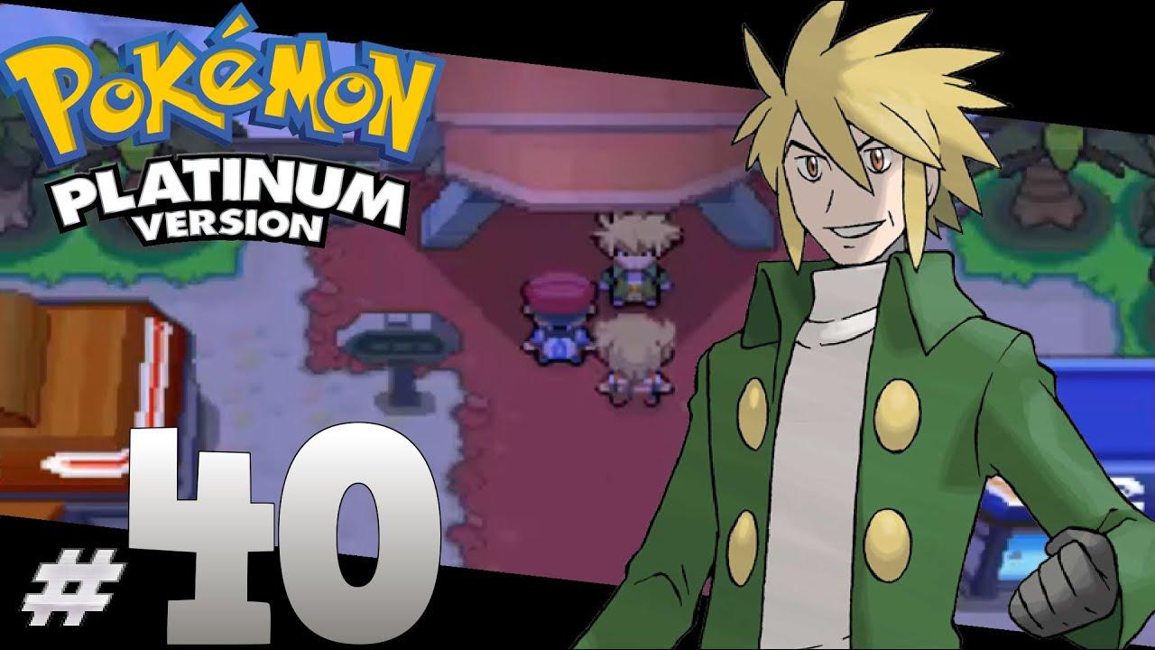 Pokemon: Platinum - Tam Çözüm#40 : Battle Zone