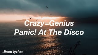 crazy-genius-panic-at-the-disco