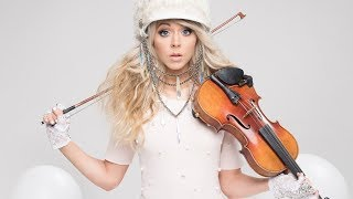 Dance Of The Sugar Plum Fairy Lindsey Stirling Electric Violin Cover ! ⛄