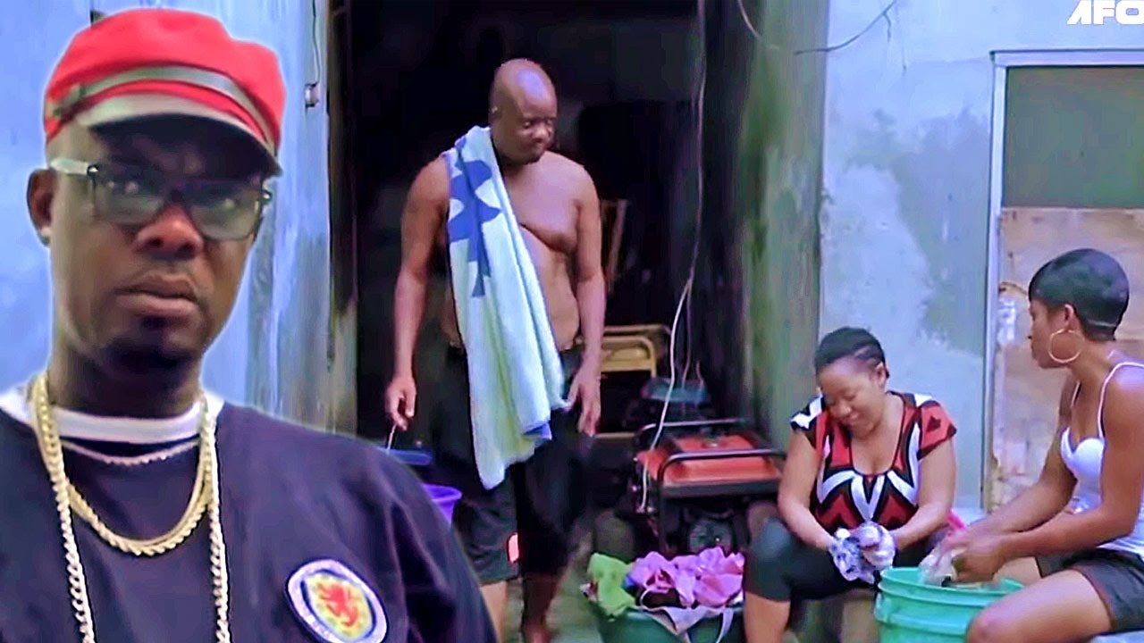 Download YOU WILL LAUGH UNTIL YOU FORGET YOURSELF IN THE GUTTER - Nigerian Comedy Movies 2021 Funny Videos