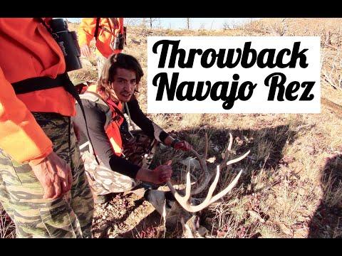 Navajo Reservation Deer Hunt 2011 Throwback Hunt