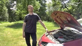 Самостоятельный осмотр автомобиля с пробегом (техническая часть)(В продолжении видео
