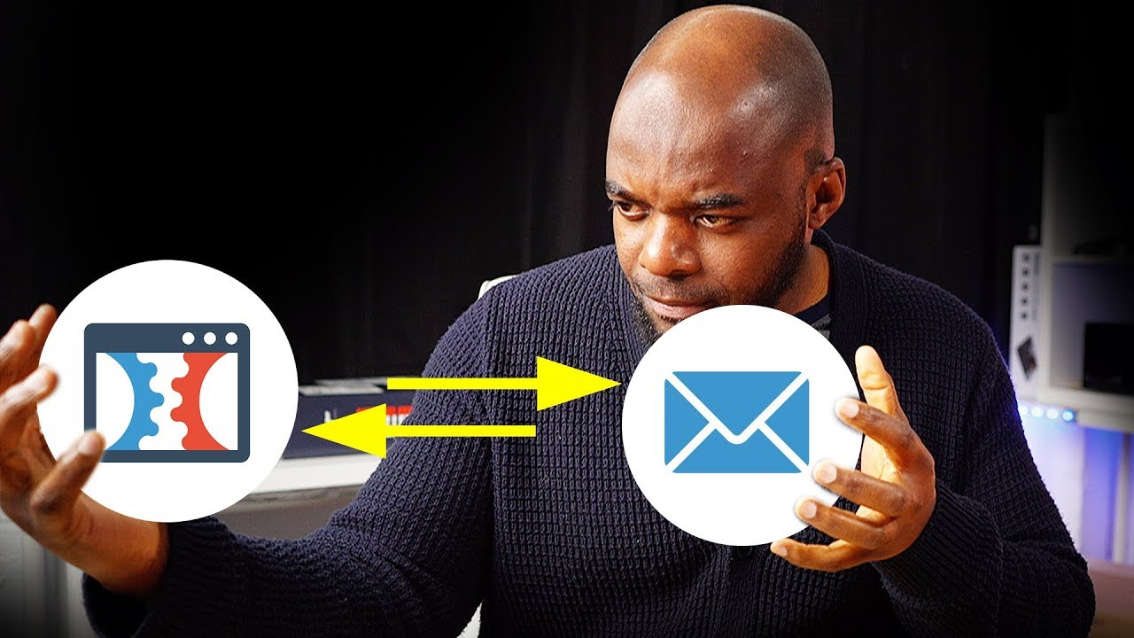 Clickfunnels Email Automation - Connect Emails Easily - YouTube