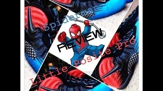 Spiderman Foamposite (GS) review Thumbnail