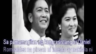 Talambuhay ni Ferdinand Marcos