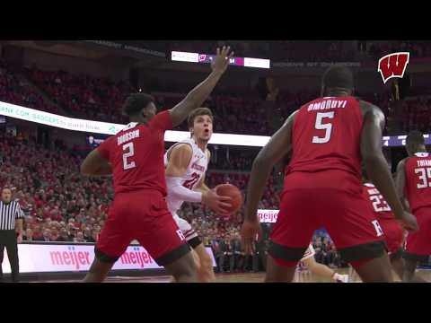 Wisconsin Badgers - Game Audio: MBB: Wisconsin 69, Rutgers 64