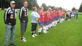 BOIS TV - Uppvisningsmatch i Brålanda, del 2av 3 (15/08-2009)