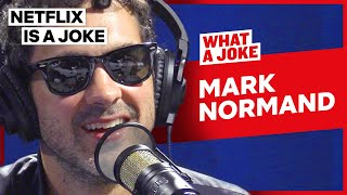 Jerry Seinfeld Is A Fan Of Mark Normand | What A Joke | Netflix Is A Joke