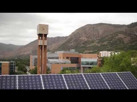 Commercial Solar Case Study: Gardner Energy Weber State University